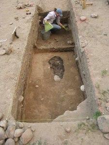 Midden Excavations